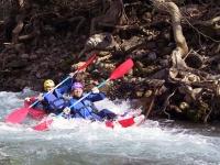 Rafting στην Κοιλάδα Τεμπών