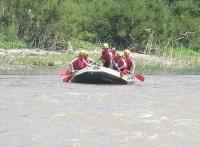 Rafting στο Βερνέζι