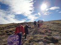 Διαδρομή στην Κορυφή του Κισσάβου