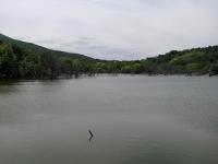 Η λίμνη της Σκήτης